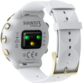 Suunto 3 Fitness Watch, gold